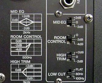HS50M rear settings
